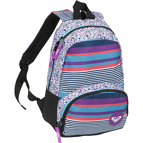 Roxy Girl School Run Sparkling Grape - Roxy Girl Kids' Backpacks