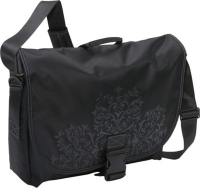 Laurex Laptop Messenger Bag -Large Freezia Grove - Laurex Messenger Bags
