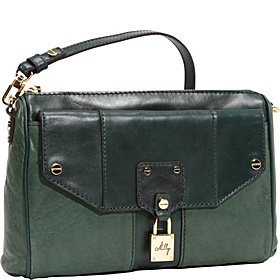 Cameron Top Zip Camera Bag Emerald