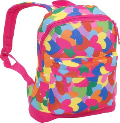 Miquelrius Agatha Small Knapsack Confetti Confetti - Miquelrius Everyday Backpacks