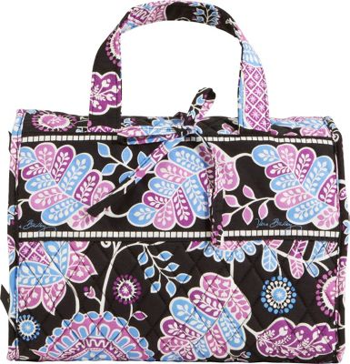 Vera Bradley Hanging Organizer  Toiletry Kit Alpine Floral - Vera Bradley Toiletry Kits