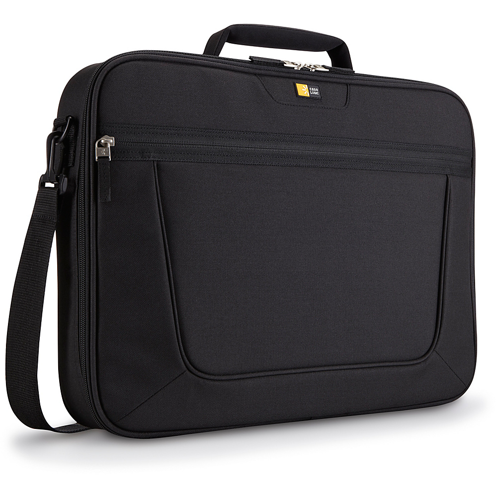 "Case Logic 17.3"" Laptop Case Black - Case Logic Non-Wheeled Business Cases"