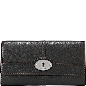 Marlow Flap Clutch Black