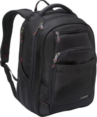 Samsonite Xenon 2 Backpack - PFT/TSA Black - Samsonite Laptop Backpacks