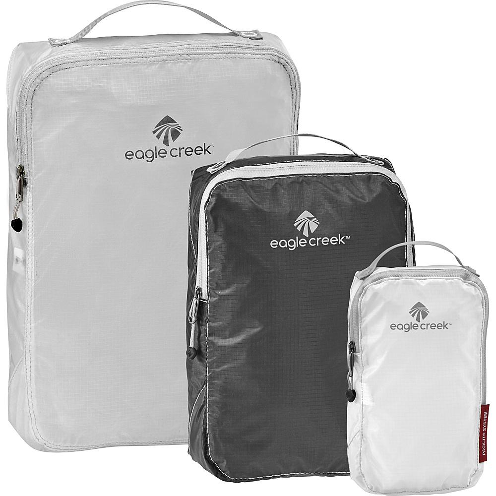 Eagle Creek Pack-It Specter 3-Piece Cube Set Multi W/E/H - Eagle Creek Travel Organizers - Travel Accessories, Travel Organizers