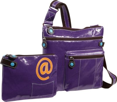Urban Junket Jen Battery Powered iPad Crossbody Bag