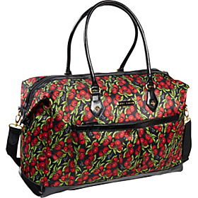 Punk Rock 21'' Weekender Bag Cherry Print