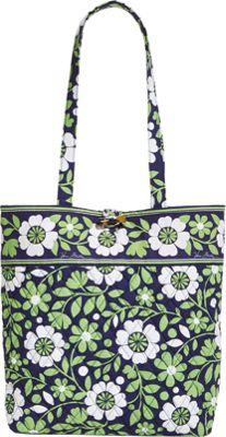 Vera Bradley Tote Lucky You - Vera Bradley Fabric Handbags