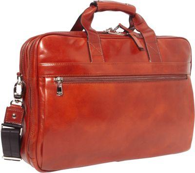 Bosca Old Leather Stringer Bag Old Leather Cognac