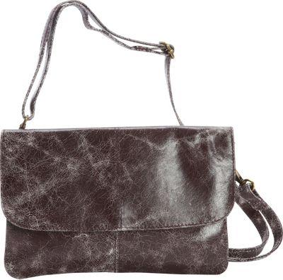 Latico Leathers Lidia Crossbody Astro Purple - Latico Leathers Leather Handbags