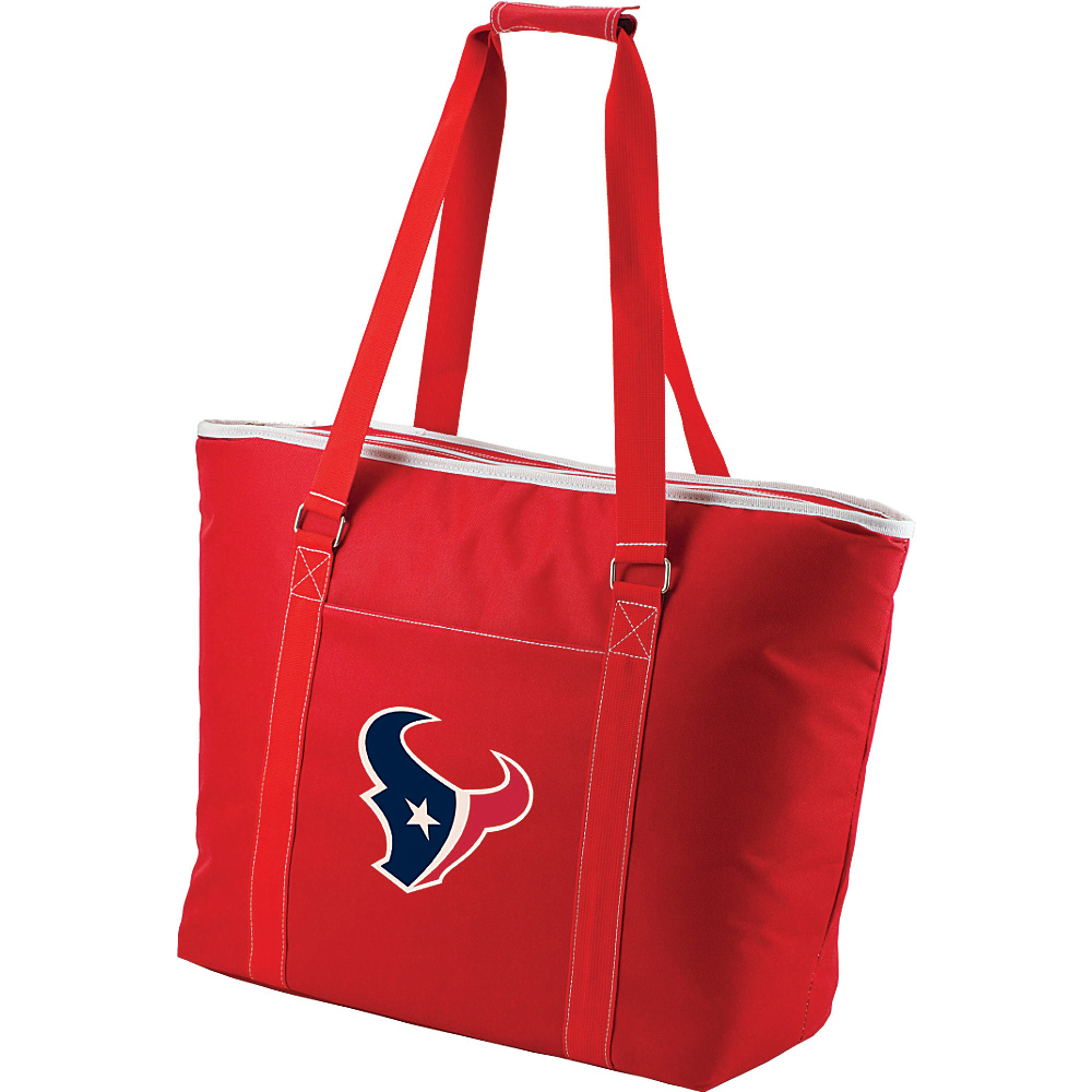 Picnic Time Houston Texans Tahoe Cooler Houston Texans Red - Picnic Time Outdoor Coolers - Outdoor, Outdoor Coolers