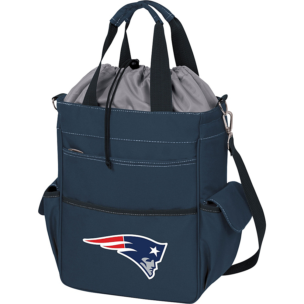 Picnic Time New England Patriots Activo Cooler New England Patriots Navy - Picnic Time Outdoor Coolers - Outdoor, Outdoor Coolers