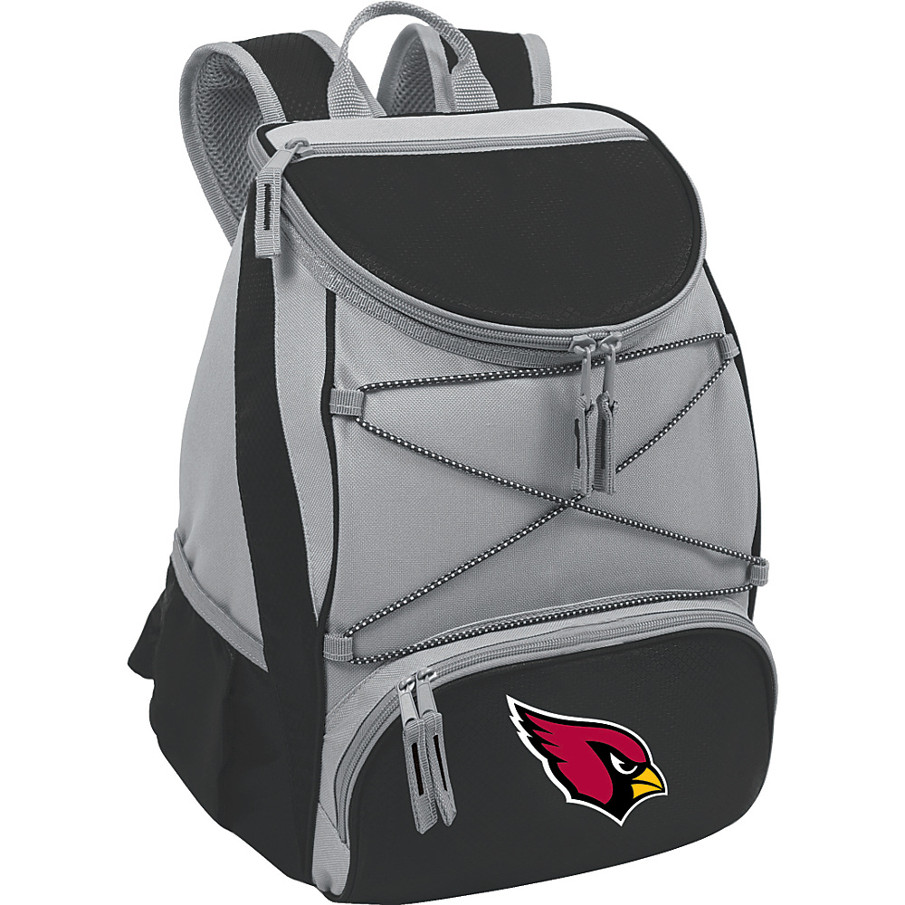 Picnic Time Arizona Cardinals PTX Cooler Arizona Cardinals Black - Picnic Time Outdoor Coolers - Outdoor, Outdoor Coolers