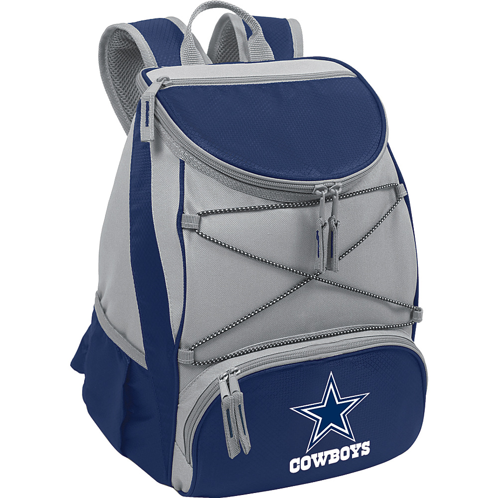 Picnic Time Dallas Cowboys PTX Cooler Dallas Cowboys Navy - Picnic Time Outdoor Coolers - Outdoor, Outdoor Coolers