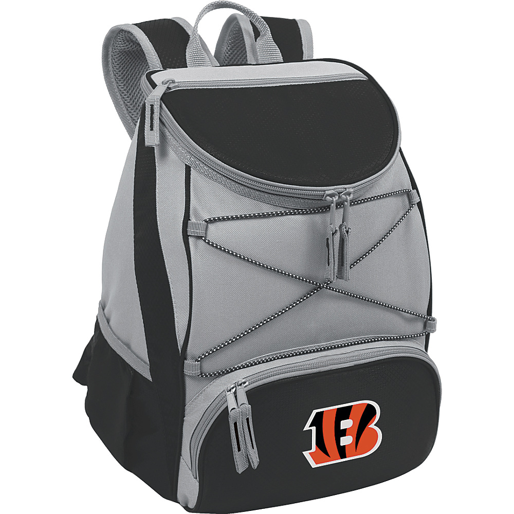 Picnic Time Cincinnati Bengals PTX Cooler Cincinnati Bengals Black - Picnic Time Outdoor Coolers - Outdoor, Outdoor Coolers