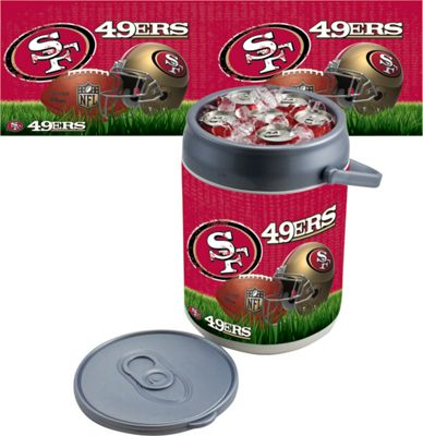 Picnic Time Picnic Time San Francisco 49ers Can Cooler San Francisco 49ers - Picnic Time Outdoor Coolers