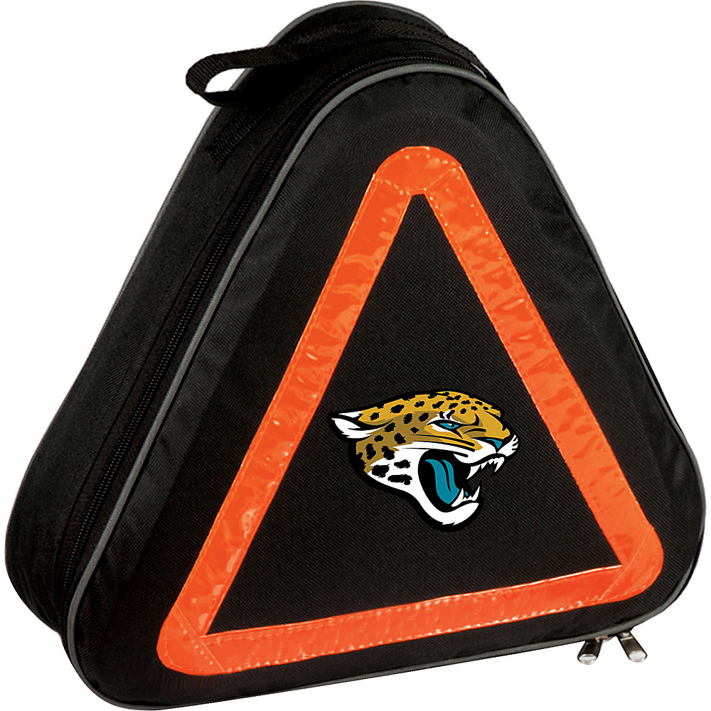 Picnic Time Jacksonville Jaguars Roadside Emergency Kit Jacksonville Jaguars - Picnic Time Trunk and Transport Organization - Travel Accessories, Trunk and Transport Organization