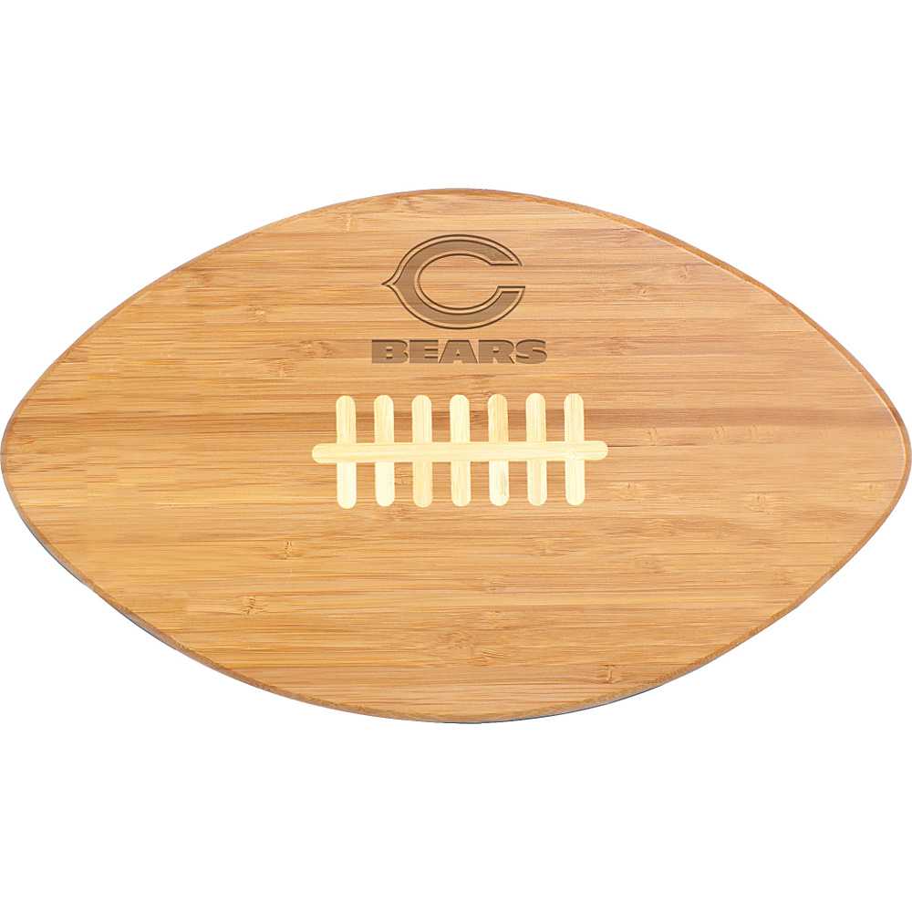 Picnic Time Chicago Bears Touchdown Pro! Cutting Board Chicago Bears - Picnic Time Outdoor Accessories - Outdoor, Outdoor Accessories