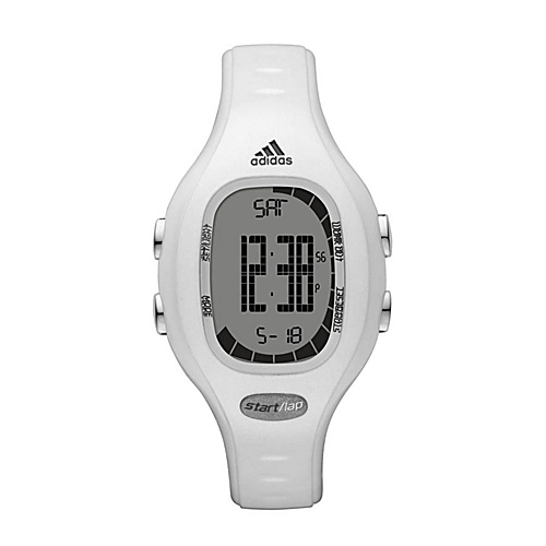 adidas originals Watches Adidas Performance Naloa White with Silver - adidas originals Watches... (10218811 ADP3090-White) photo