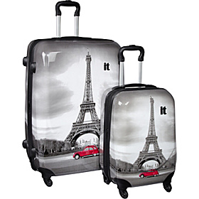 Classic Paris 2 Piece Spinner Set Classic Paris