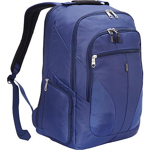 eBags eTech 2.0 Macroloader Laptop Backpack Indigo - eBags Laptop Backpacks