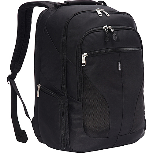 eBags eTech 2.0 Macroloader Laptop Backpack Onyx - eBags Laptop Backpacks