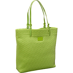 Jet Set Item NS Tote-Neoprene Lime