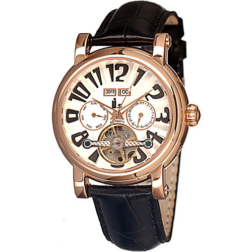 Black Dial; Leathe... - $423.99 (Currently out of Stock)