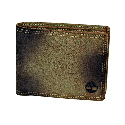Timberland Wallets Eastham Leather Passcase Wallet Brown - Timberland Wallets Mens Wallets
