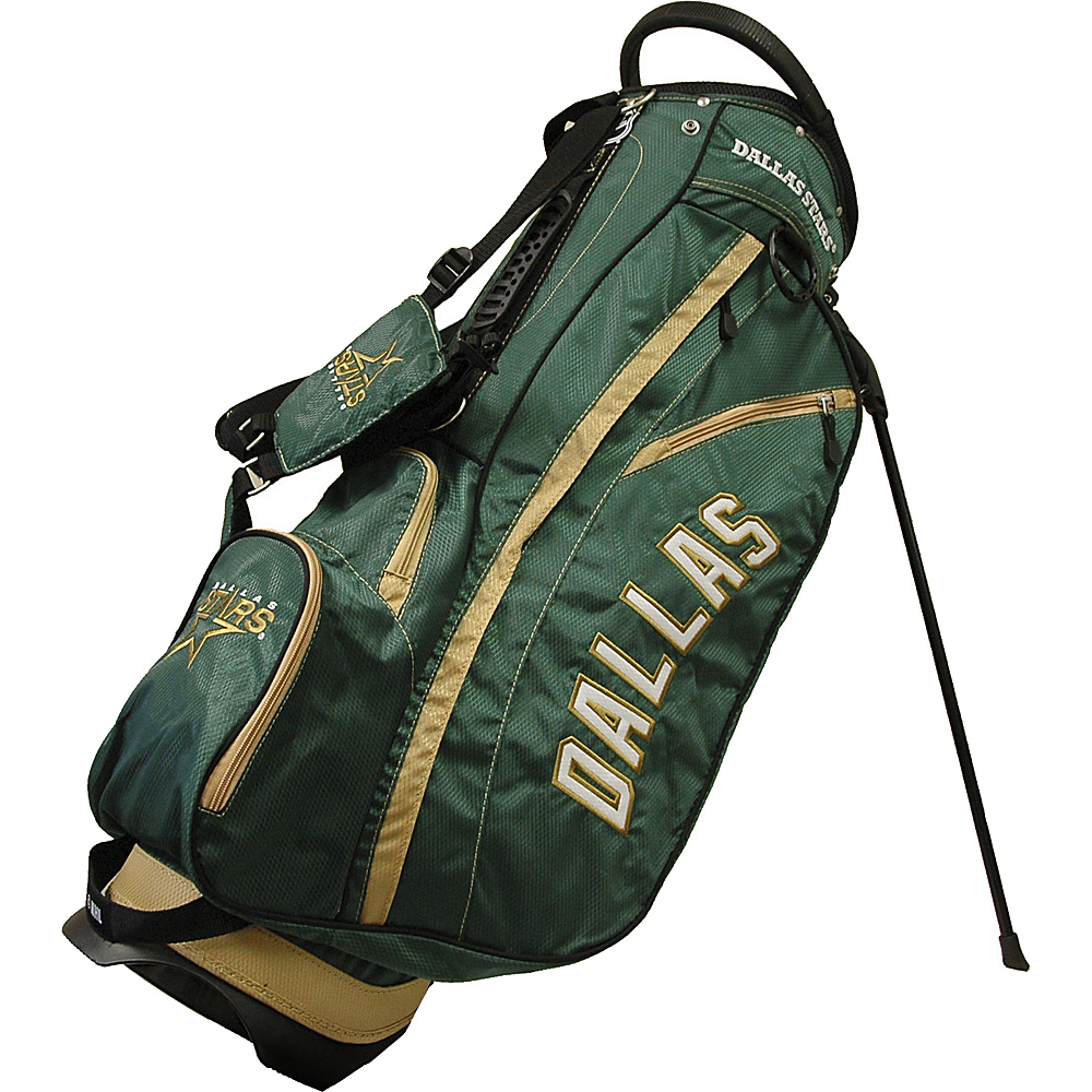 Team Golf USA NHL Dallas Stars Fairway Stand Bag Green - Team Golf USA Golf Bags