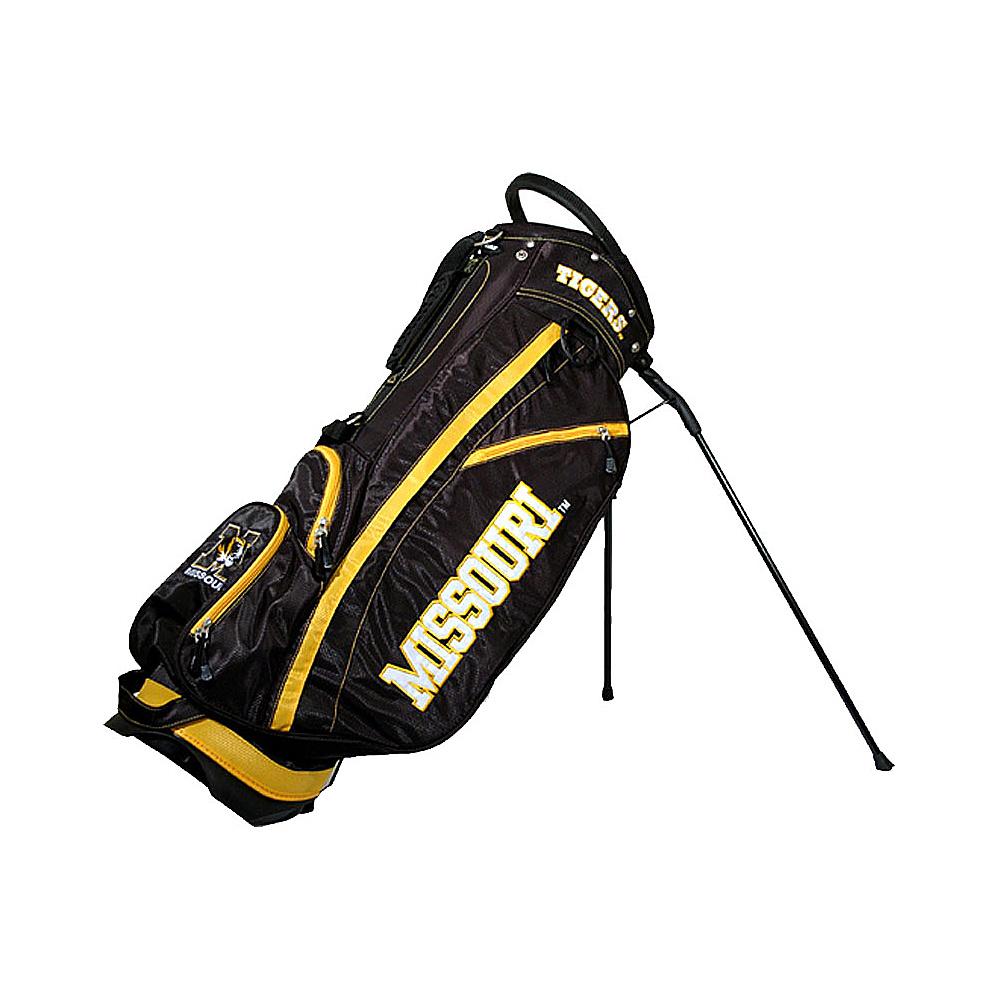 Team Golf USA NCAA University of Missouri Tigers Fairway Stand Bag Black - Team Golf USA Golf Bags