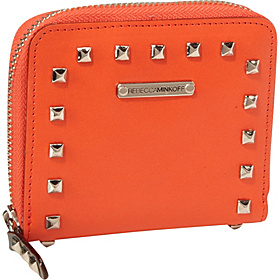 Small Zip Wallet Persimmon