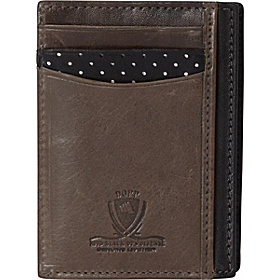 RFID Black Ops Front Pocket Get-Away Wallet Black