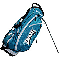 Team Golf NFL Philadelphia Eagles Fairway Stand Bag Teal - Team Golf Golf Bags