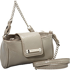 Color Story Mini Tech Crossbody Dove/Grey