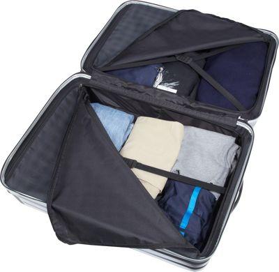 Samsonite Inova 30 inch Hardside Spinner Luggage Indigo Blue - Samsonite Hardside Checked