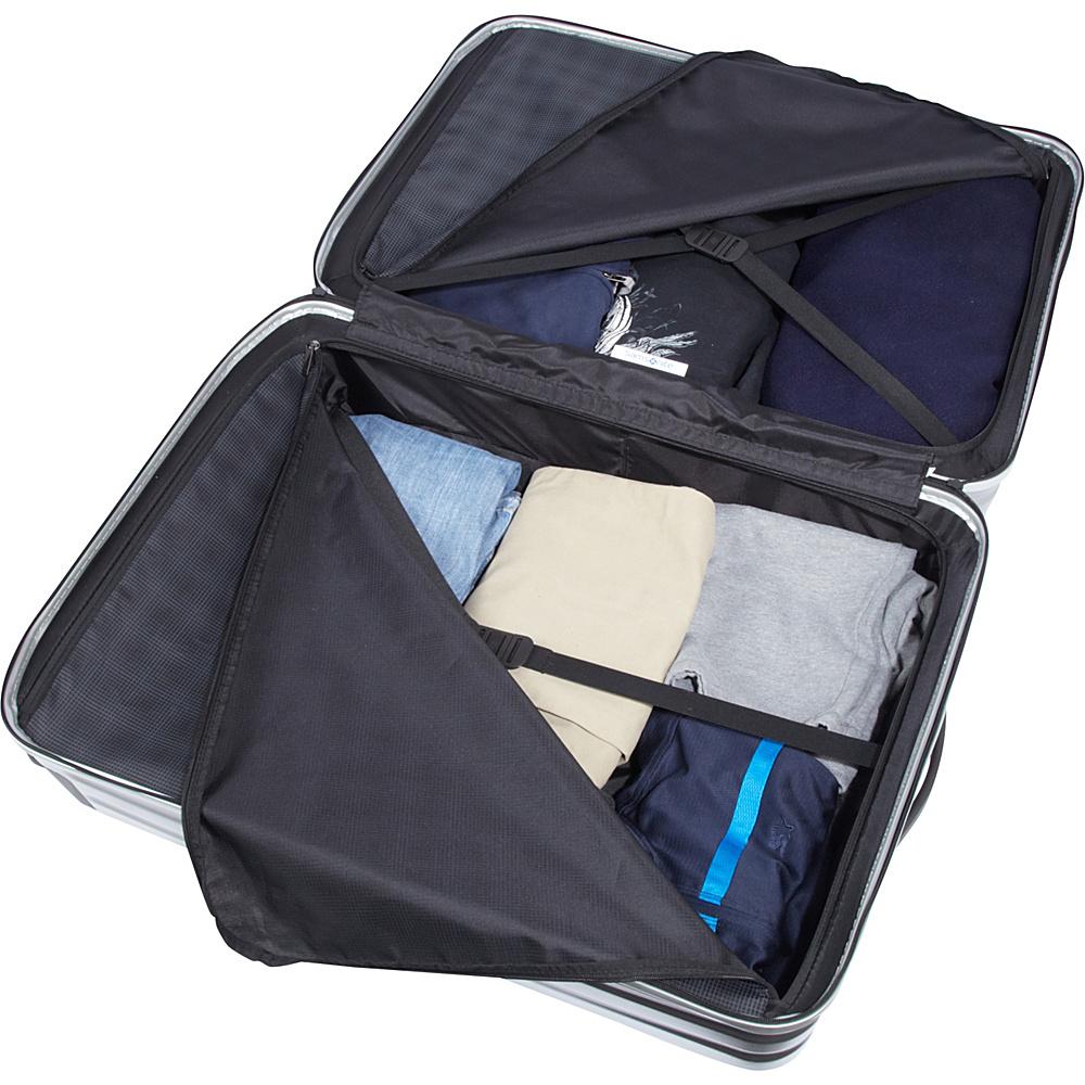 "Samsonite Inova 30"" Hardside Spinner Luggage Indigo Blue - Samsonite Hardside Checked"