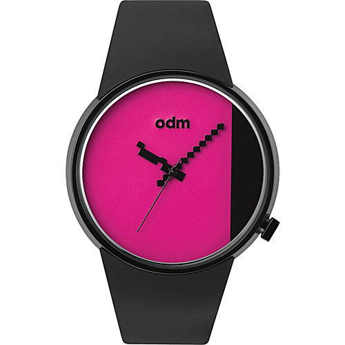 o.d.m. Watches Studio Black/Pink - o.d.m. Watches Watches