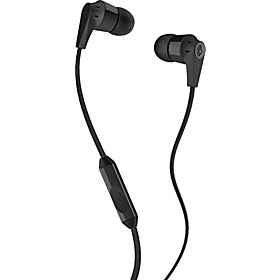 Ink'd 2.0 Earbuds Mic'd Black