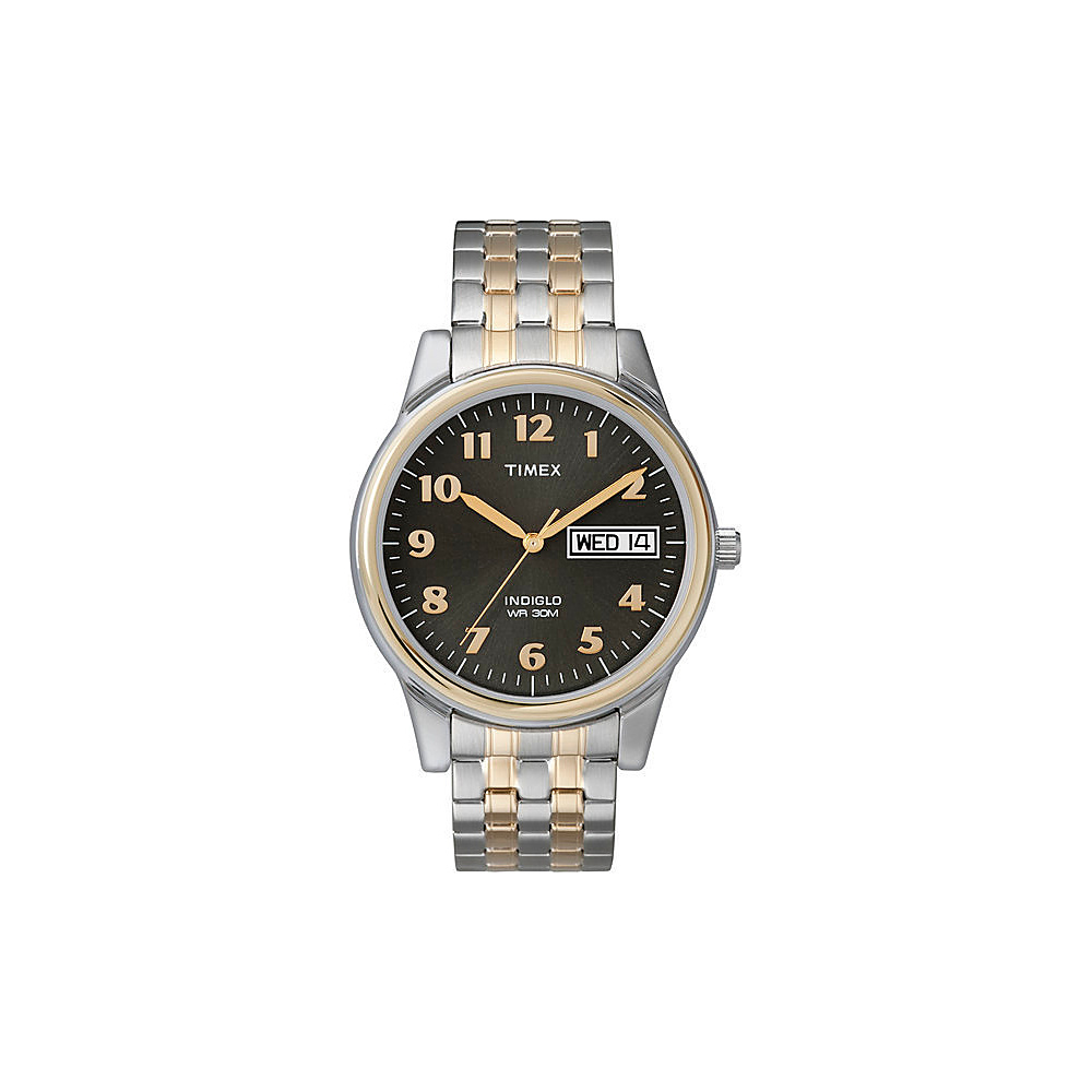 Timex Men's Expansion Watch Siver tone and Gold tone - Timex Watches
