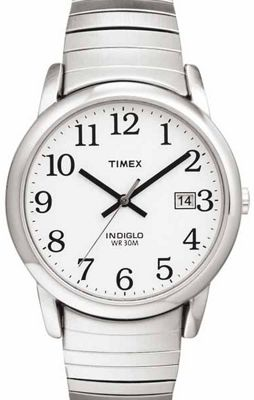 Timex Men's Expansion Watch Silver tone - Timex Watches