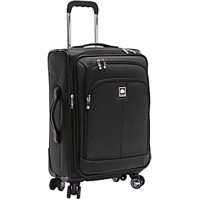 Helium Ultimate Carry-on Exp. Spinner Trolley Black