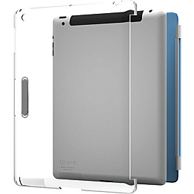 iPad 3rd Generation Smartshell (Back Only) Clear