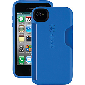 iPhone 4 / 4S Smartflex Card Case Cobalt