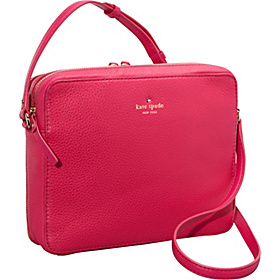 Cobble Hill Jordan iPad Crossbody Deep Pink