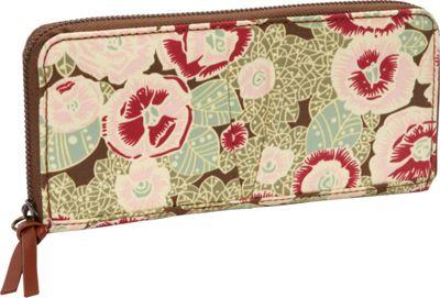 Amy Butler for Kalencom Treasure Wallet Spiced Buds - Amy Butler for Kalencom Women's Wallets