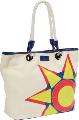 Milly Sun Print Tote