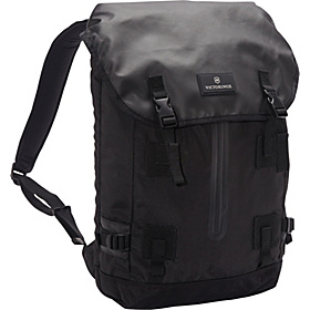 Altmont 3.0 Flapover Drawstring Laptop Backpack Black