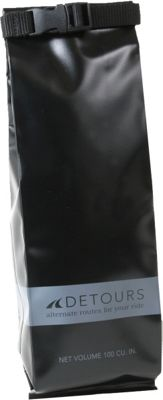 Detours Coffee Bag Black/Grey - Detours Other Sports Bags