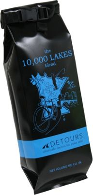 Detours Coffee Bag Black/Blue/MN - Detours Other Sports Bags